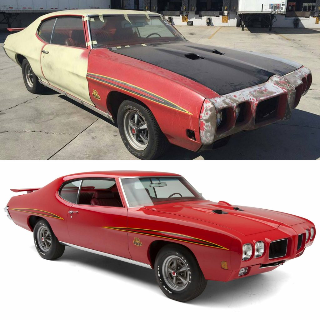 A Guide to Muscle Car Restoration