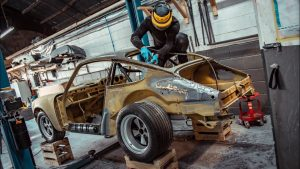 The Process of Restoring a Car