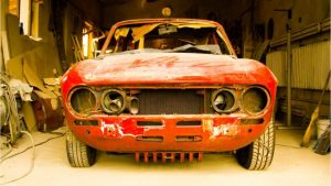 There Is a Restoration for Every Car