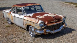 Tips to Start Restoring an Old Classic Car